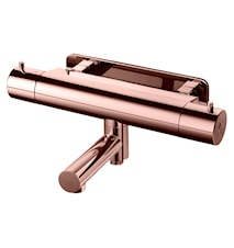 EVM022-160 Bruse- och badekarstermostat Rose Gold