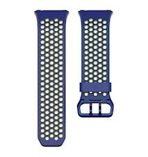 Ionic Sportarmband BL/YE S
