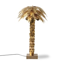 Lampe Palm Messing 68 cm