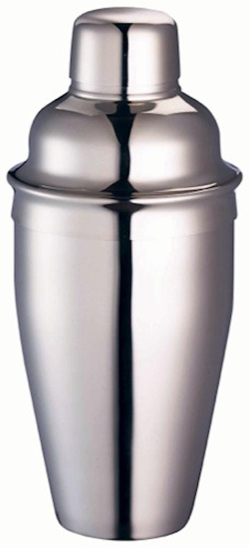 Shaker rostfritt stål 0,5l