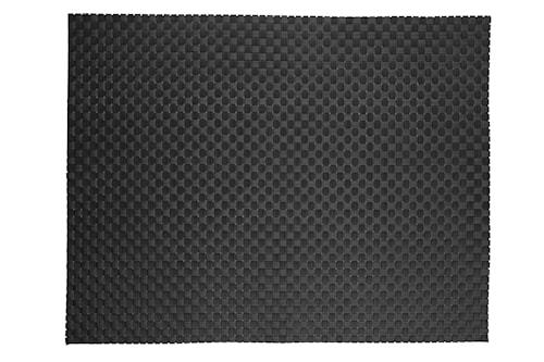 Tablett Svart 40x30 cm