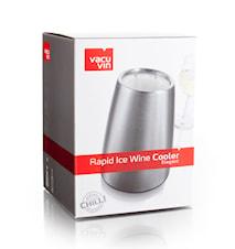 Active Wine Cooler Elegant Rostfritt stål