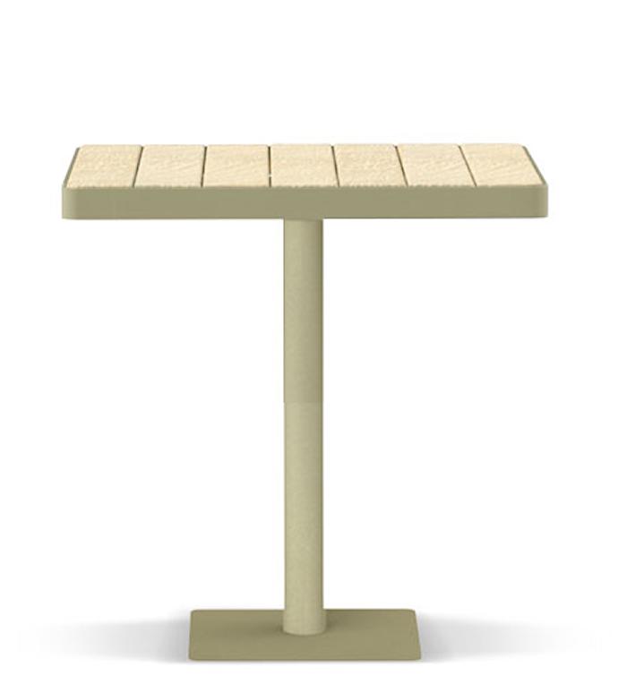 Laren square table bord