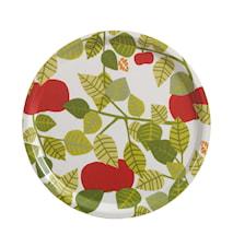 Apple Bakke Grøn Rund Ø 31 cm