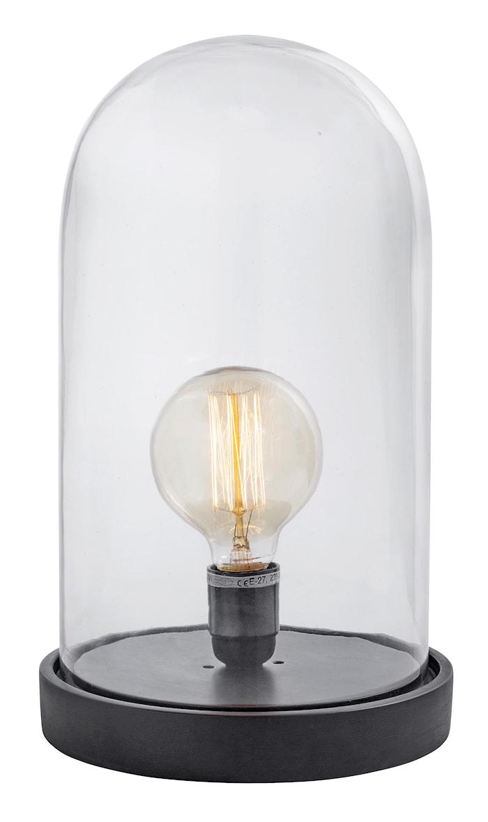 Dome Bordslampa med Glaskupa Large