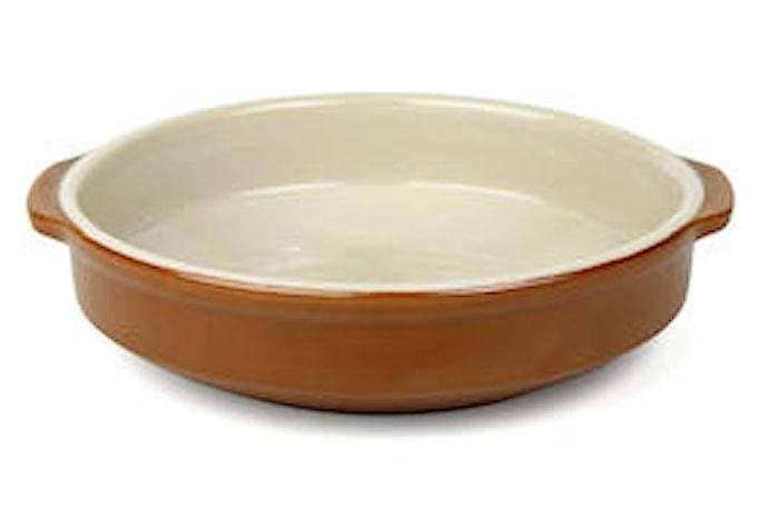 Form Ø 17cm brun/beige