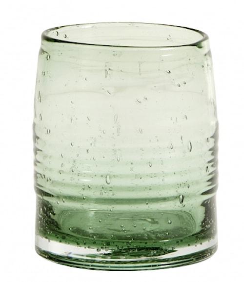 GREENIE glas color transp.green