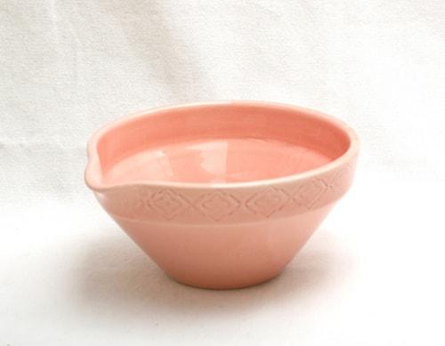 Trinidad Deigskål Rosa 18 cm