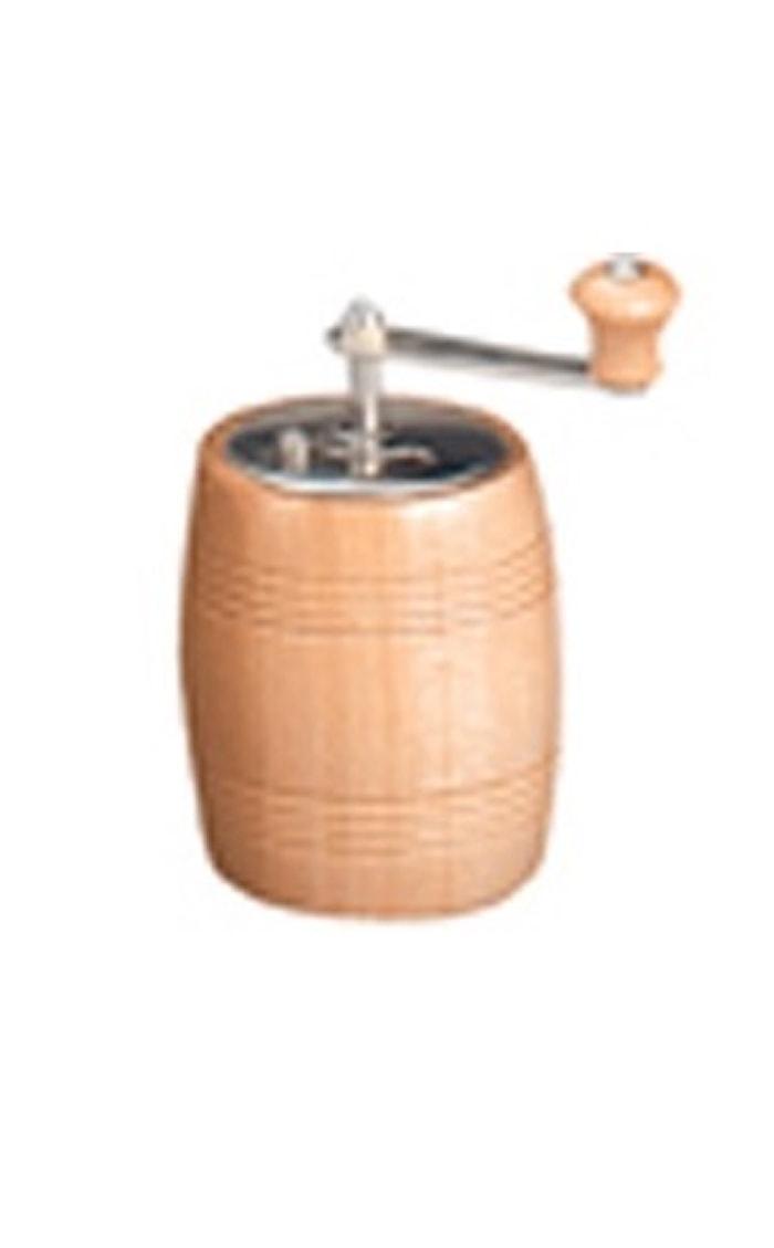 Kardemummakvarn Bokträ 10 cm