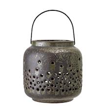 Lanterne Stone Green Ø15xH15 cm