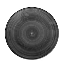 Ceres Tallrik Svart 22 cm