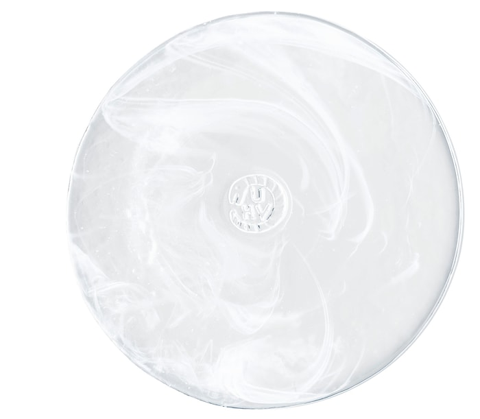 Mine hvid Assiette Ø 20 cm