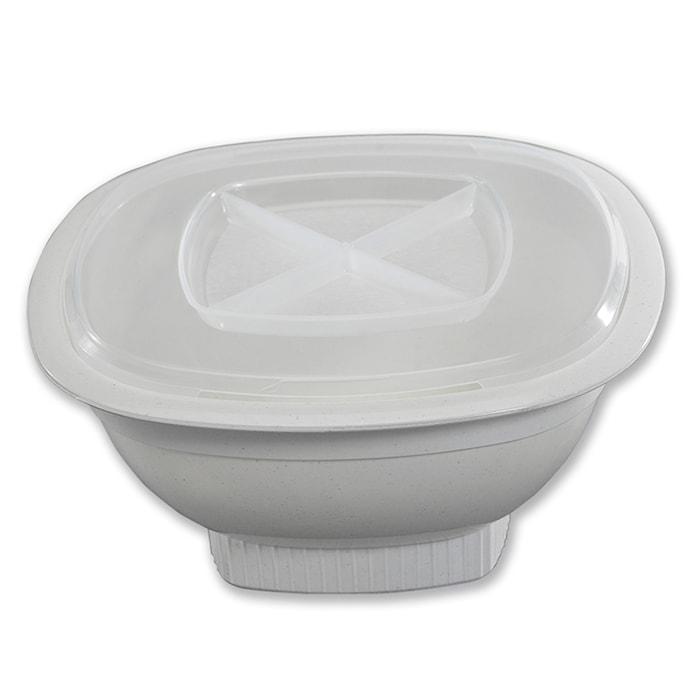 Popcornmaker Valkoinen