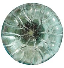 Lasinuppi pyöreä Ø 3 cm - Turkoosi