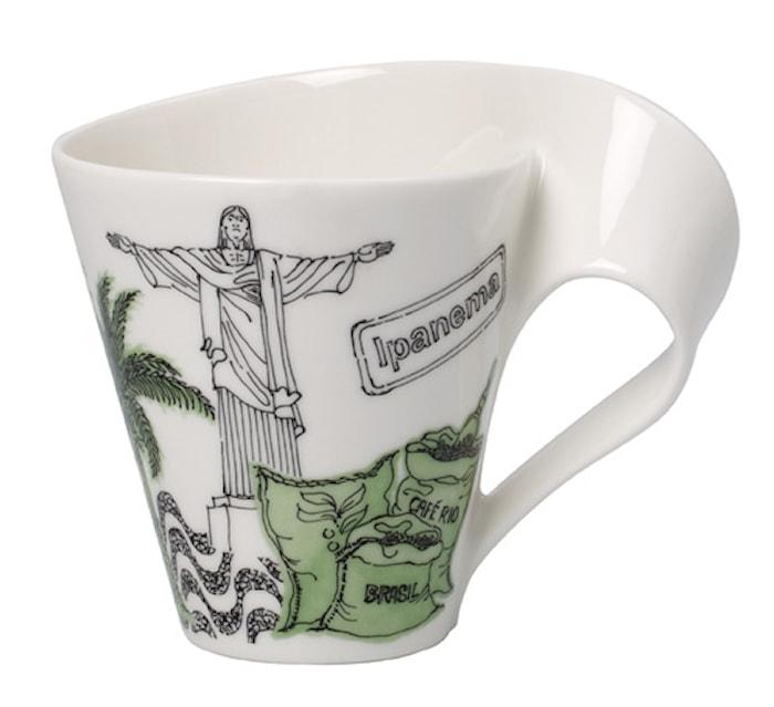 NewWave Caffe Rio d.Jan. Kopp 0,35l GB