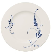 Old Lux. Brin. Flat plate 27cm
