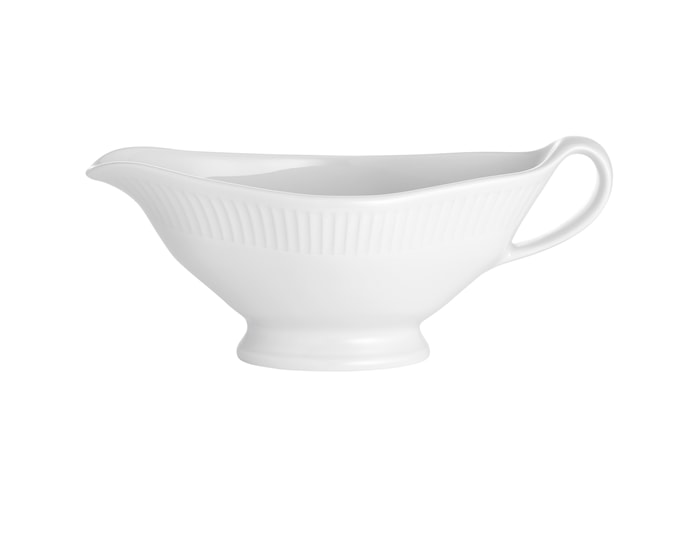 Plissé Sausenebb hvit, 32 cl