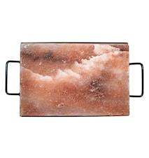 Saltsten 30x20x3 Med hållare