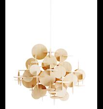 Bau Lampe Natur L