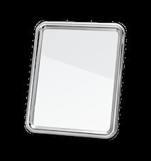 Tableau Speil M Aluminium