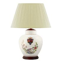 Lampfot 30cm Vapensköld & Fasaner