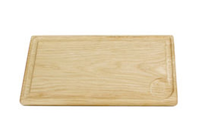 Plankstegsbræt 40x21 cm
