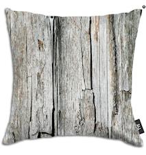 Wood kuddfodral - 37x50 cm
