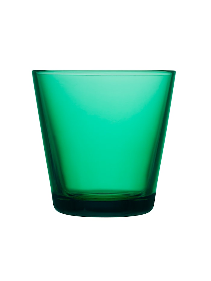 Kartio dricksglas 21 cl Smaragd 2 st