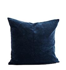 Pudebetræk 60x60 cm - Blå