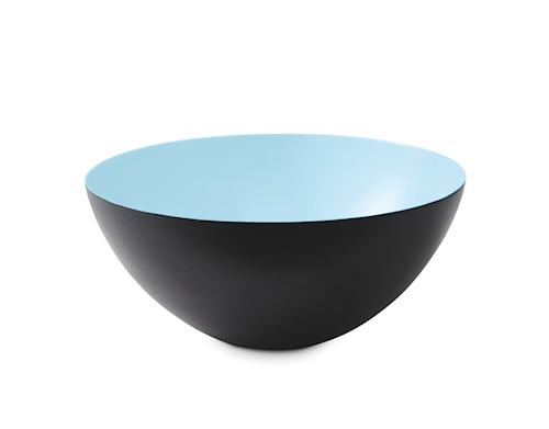 Krenit Skål Ljusblå Ø 16 cm