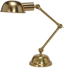 Tilde Skrivbord Guld 49cm
