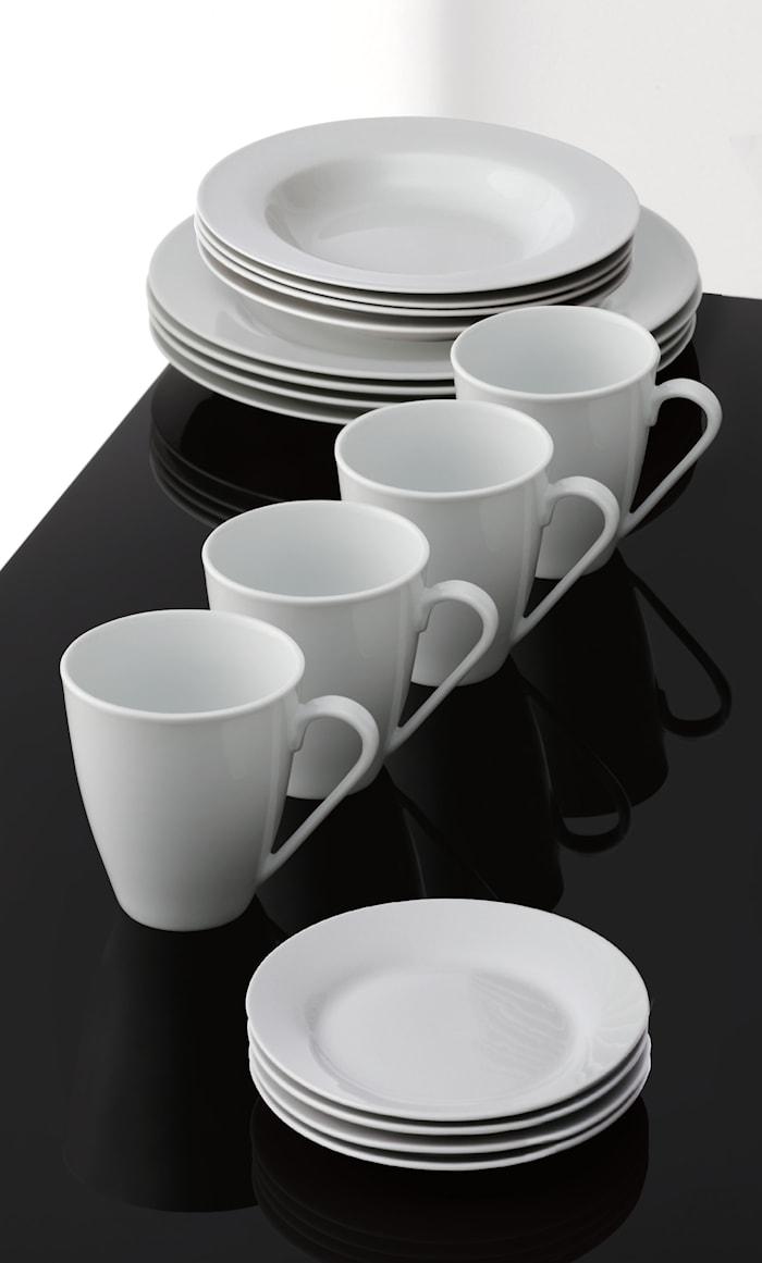 Café Sett 16 deler