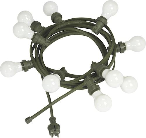 Bright light string m. ljuskälla opal 7m