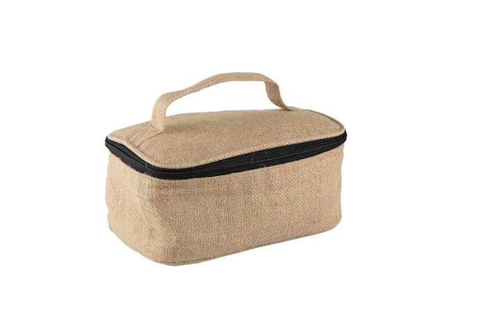 Cooler Lunch bag Jute