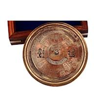 Kompass med kalender