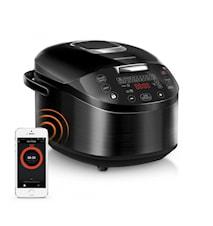 SkyCooker Bluetooth/WiFi-styret Slowcooker med Multifunktion 5L