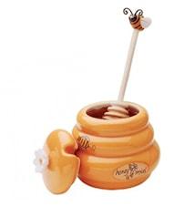 Honungskruka med skruv Mini