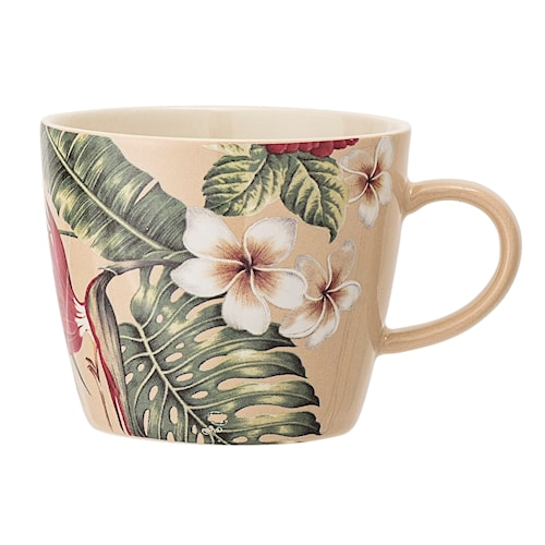 Kaffekopp Aruba - Flower
