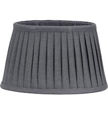 Indi Lampskärm Plissé Grey 38cm