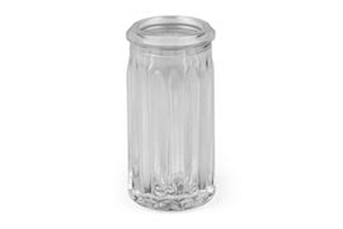 Glasbeholder til tandsticks