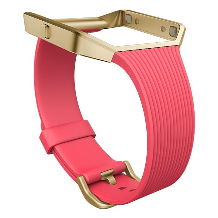 Blaze Slim Armband Pink Small
