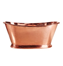 Copper bath tub badkar