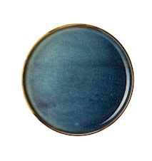 Ocean tallerken 20cm Blå