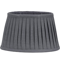 Indi Lampskärm Plissé Grey 43cm