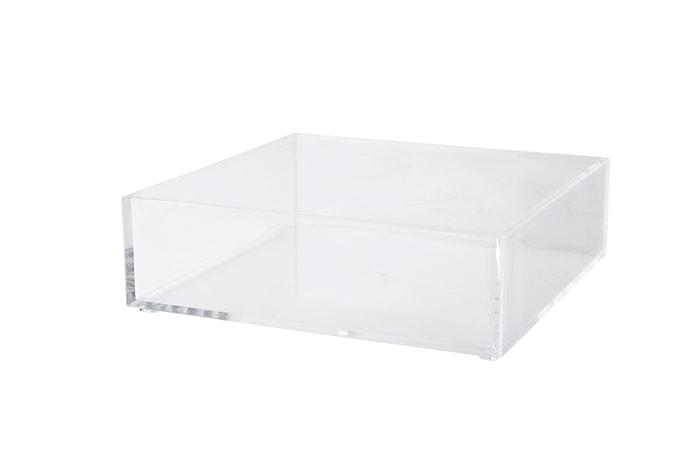Förvaring Stabelbar 16x16x5 cm