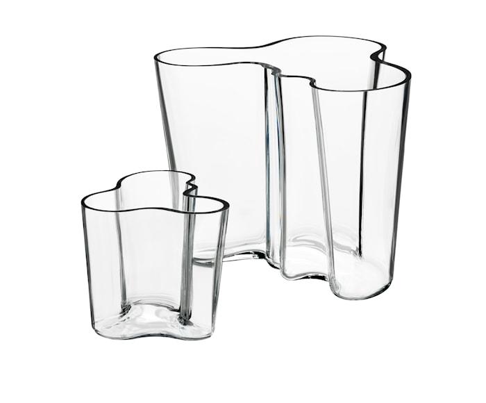 Aalto Vase gift set 2 parts