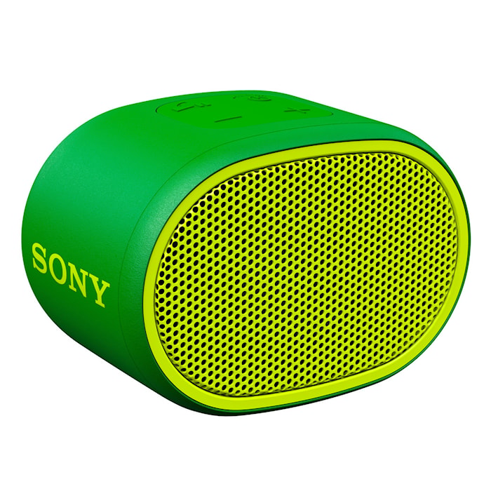 Bärbar högtalare Grön