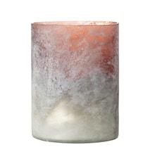 Hella Värmeljushållare Sprayfärgat Glas