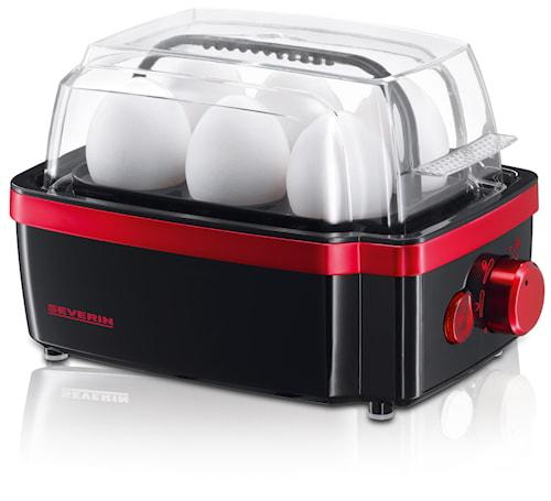 Kananmunankeitin, Musta/Punainen/Metallinen