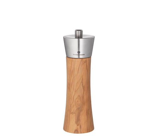 Saltkvern rfr / oliventre 18 cm
